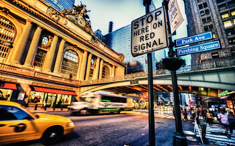 So kommt man von New Yorks Flughäfen nach Manhattan und Brooklyn