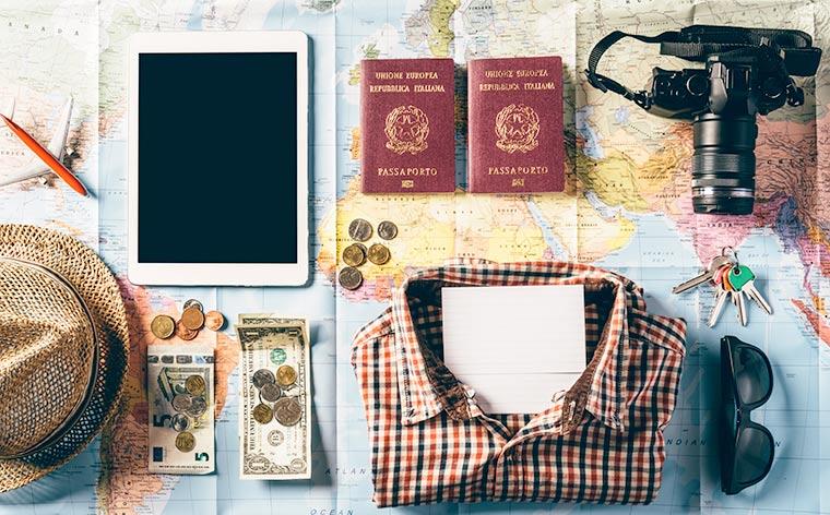 Reisecheckliste
