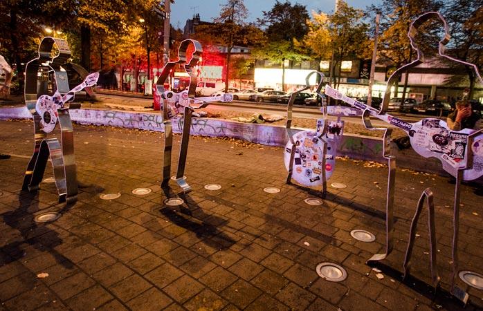 Die Fab Four sorgen in Hamburg immer noch für Furore. © JLH PHOTO