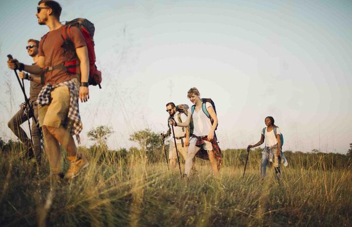 Die beste Reiseversicherung gibt dir Sicherheit, um den Wanderurlaub richtig genießen zu können