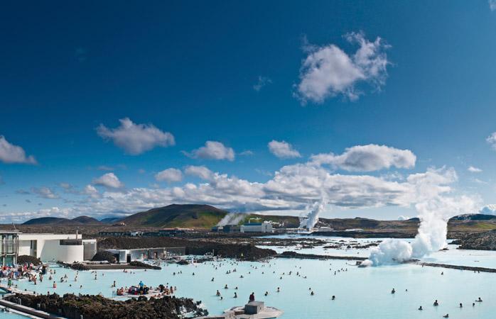 """Die Blaue Lagune ... so herrlich, dass du deinen Anschlussflug """"versehentlich"""" verpassen könntest"""