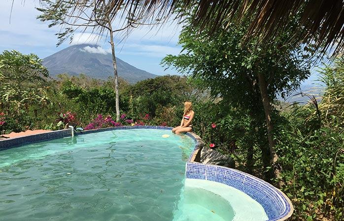 Erlerne die Kunst des Slow Travel in der Totoco Eco-Lodge in Nicaragua