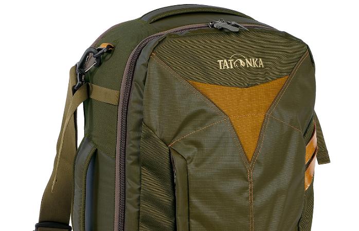 Tatonka Flightcase - Handgepäck Rucksack für Geschäftsreisen und Digital Nomads