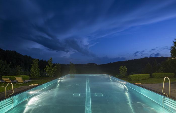 Infinity Pools in Österreich - Falkensteiner Balance Resort Stegersbach