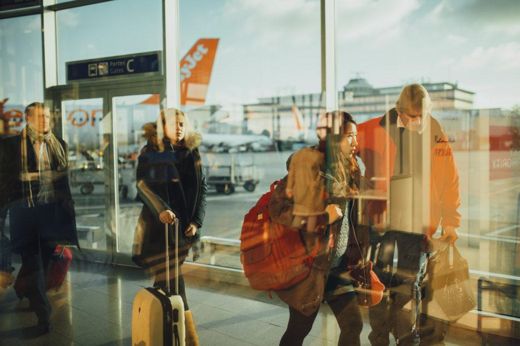 Billigflüge mit Billigairlines senken den Preis