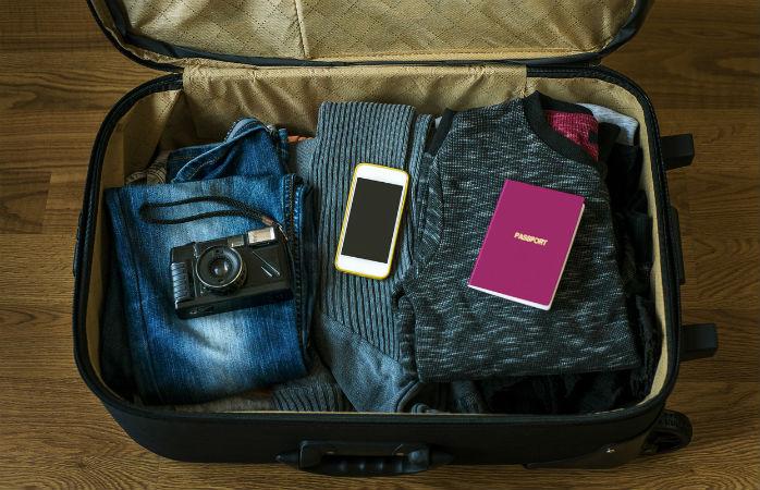 Weißt du, was du im Handgepäck mitnehmen darfst?