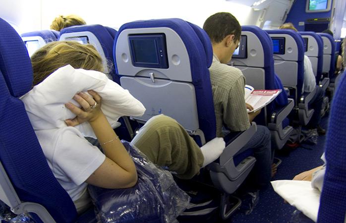 Economy Class Sitze