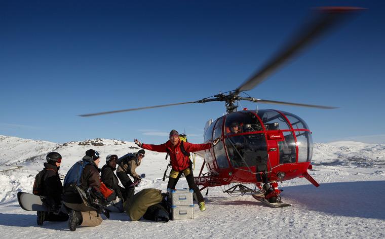 10 Adrenalin-Aktivitäten für diesen Winter