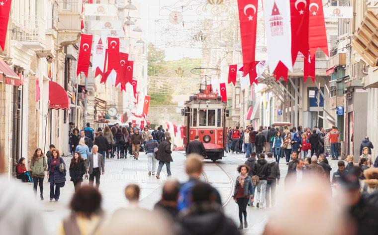 Eine Stadt auf zwei Kontinenten: Aktivitäten in Istanbul