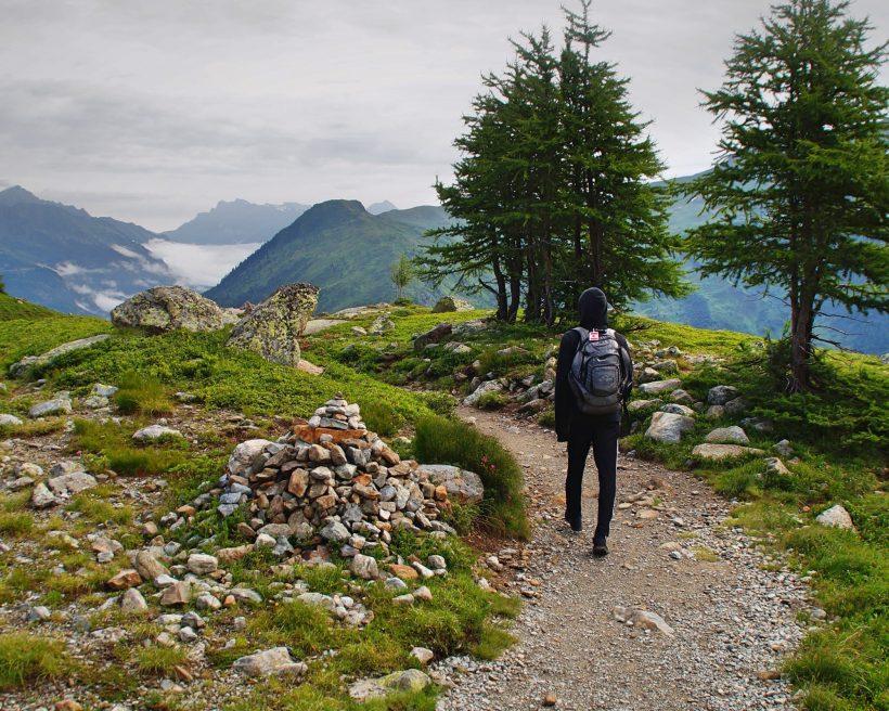 Wandern in den Alpen: die besten Routen
