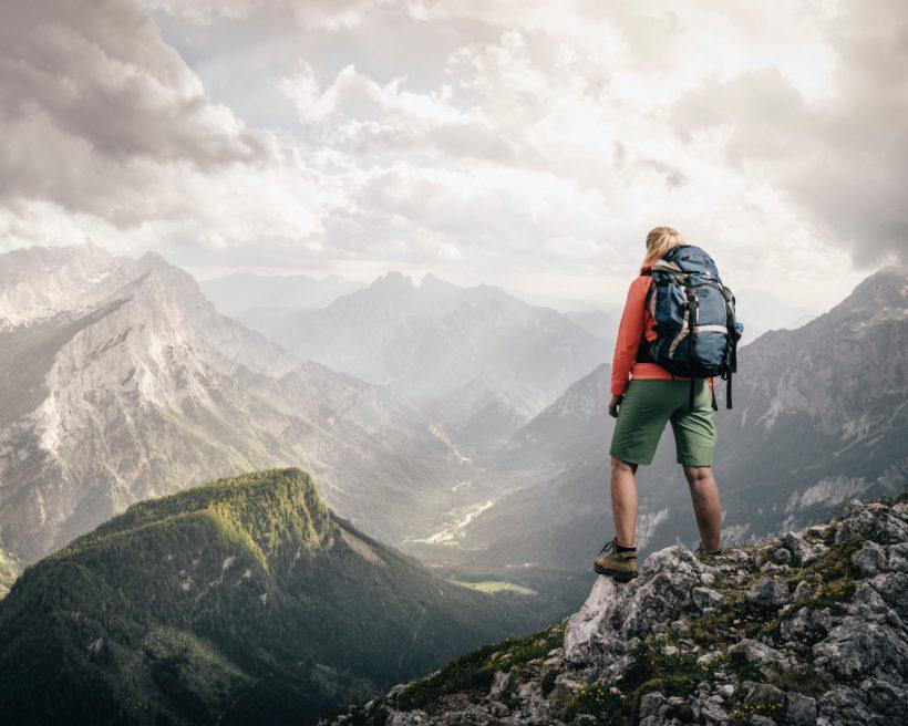 Das Gesäuse: Wandern, Hütten, Berge & Naturschönheiten